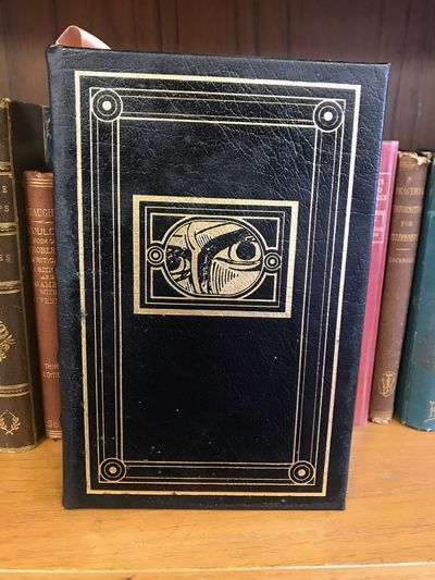 Norwalk, CT: Easton Press, 1992. Hardcover. Octavo, 314 pages; VG; bound in fine black genuine leath...