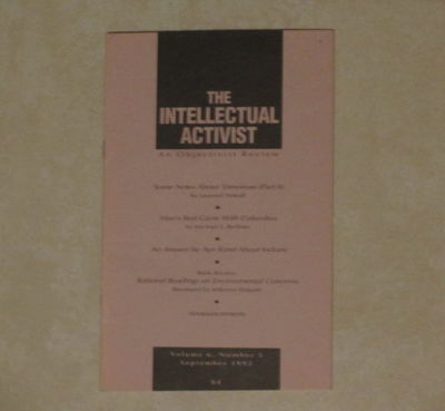 Lincroft, NJ: TIA Publications, 1992. Original Wrappers. Near Fine. Octavo. Near fine copy in origin...