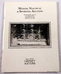 Marine, Nautical & Sporting Auction.  Portsmouth, NH - August 3 & 4, 1996