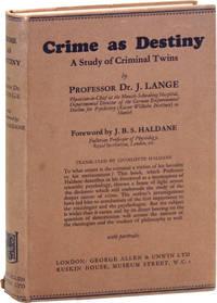 Crime As Destiny: A Study of Criminal Twins