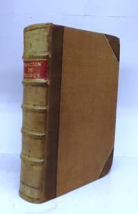 Henrici de Bracton De legibus & consuetudinibus Angliæ libri quinq; in varios tractatus distincti, ad diuersorum et vetustissimorum codicum collationem, ingenti cura, nunc prim  typis vulgati