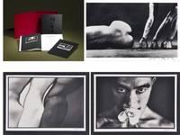 Flowers of Evil (11 Fully Signed Platinum Prints, Unique BAT)