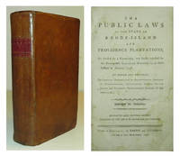 The public laws of the State of Rhode Island and Providence Plantations, as revised by a committee, and finally enacted by the Honourable General Assembly, at their session in January, 1798. To which are prefixed, the Charter, Declaration of Independence, Articles of Confederation, Constitution of the United States, and President Washington's Address of September, 1796. Published by authority.