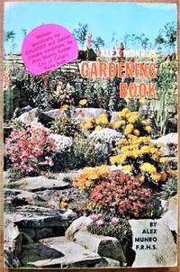 image of Alex Munro's Gardening Book