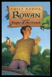 image of ROWAN AND THE KEEPER OF THE CRYSTAL