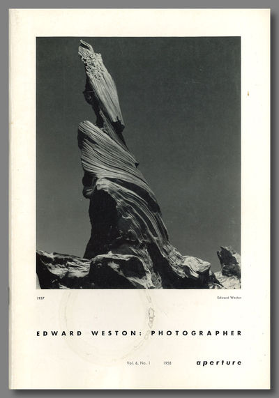 Rochester, NY, 1958. 50pp. Pictorial wrappers. Photographs. Obtrusive ringmark on upper wrapper affe...