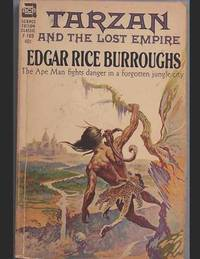 image of Tarzan and the Lost Empire : A Fantastic Story of Action_Adventure (Annotated) by Edgar Rice Burroughs