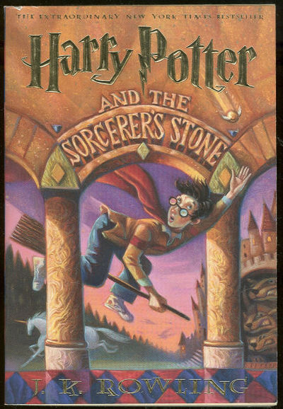 HARRY POTTER AND THE SORCERER'S STONE, Rowling, J. K.