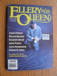 image of Ellery Queen Mystery Magazine Mid-December 1985
