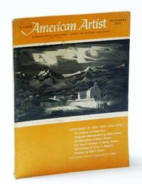 American Artist Magazine, September (Sept.) 1959 - George A. Magnan / Realism of Robert Weaver by  Et  Edgar A.; al - First Edition - 1959 - from RareNonFiction.com and Biblio.com