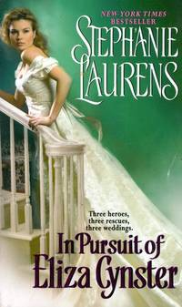 In Pursuit of Eliza Cynster (Cynster Sisters #2)