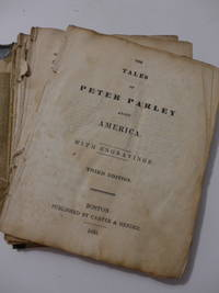 The Tales of Peter Parley About America.  With Engravings