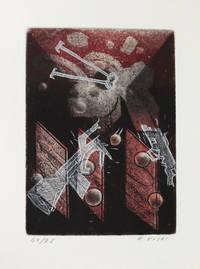 Poèmes. Cinq gravures originales de G. Visat.