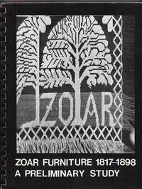 Zoar Furniture 1817-1898:  A Preliminary Study