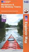 image of Maidstone and the Medway Towns (OS Explorer Map)