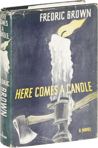 New York: E.P. Dutton & Co, 1950. First Edition. Hardcover. Personal bookplate of Oswald Train, foun...