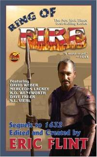 image of Ring Of Fire (Assiti Shards (Paperback))