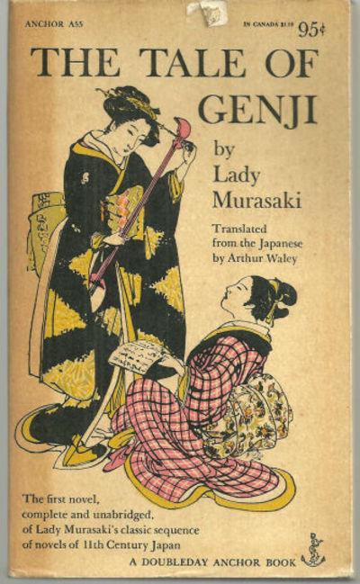 TALE OF GENJI, Lady Murasaki