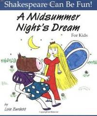image of A Midsummer Night's Dream for Kids (Shakespeare Can Be Fun!)