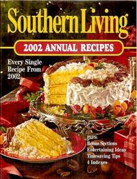 image of Southern Living 2002 Annual Recipes