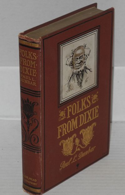 New York: Dodd, Mead and Company, 1898. Hardcover. 263p., first edition (first book appearances)of t...