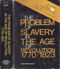image of The Problem of Slavery in the Age of Revolution 1770-1823