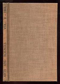 Philadelphia: Pennsylvania Arts & Sciences Society, 1941. Hardcover. Near Fine. First edition. Octav...