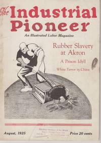 The Industrial Pioneer, Volume III, No.34 (August, 1925)