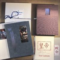 Neil Gaiman Hill House Collection: Matching Set #84, Signed Limited First Editions, American...