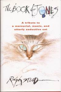 The Book of Jones by  Ralph Steadman - 1997 1st Am. ed. - from Auldfarran Books, IOBA (SKU: 23036)