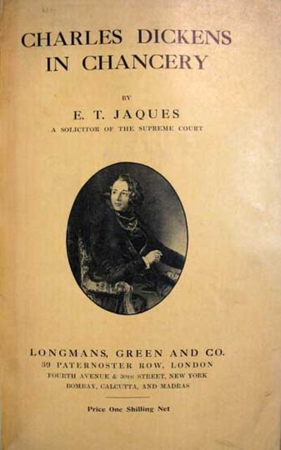 London: Longmans Green and Co, 1914. 1st edition (NCBEL III, 810).. Early 20th C. 3/4 green morocco ...