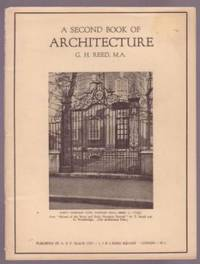 A Second Book of Architecture