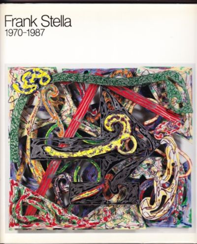 NY: Museum of Modern Art, 1987. First edition, first prnt. Signed by Stella on the title page. Text ...