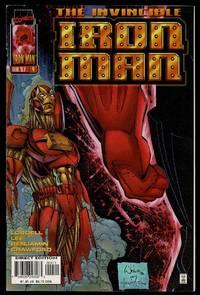 image of The Invincible Iron Man Vol.2 No.4 Feb '97