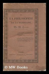 De la philosophie de la Henriade
