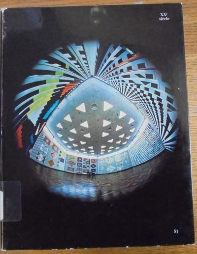 Paris: Societe internationale d'art XXe siecle, 1978. Hardcover. VG, clean, tight contents. A bit of...