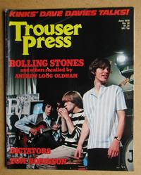 Trouser Press. June 1978. No. 29.