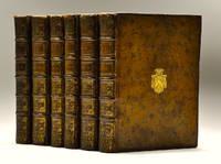 Complete set of 6 vols.: Histoire de la Maison de Plantagenet sur the trone d'Angleterre (2 vols.) WITH: Histoire de l'Angleterre contenant la Maison de Tudor + La Maison de Stuart (4 vols.)