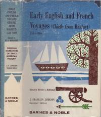 Early English and French Voyages Chiefly from Hakluyt 1534-1608