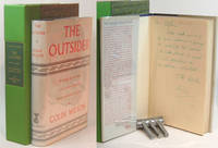 THE OUTSIDER. Inscribed to Stephen Spender