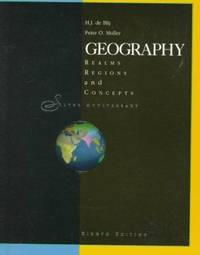 Geography : Realms, Regions and Concepts