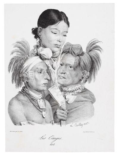Les Osages.