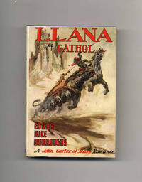 Llana of Gathol  - 1st Edition/1st Printing