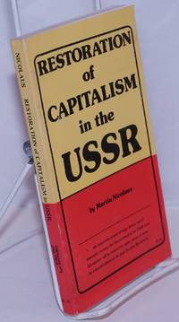 Restoration of capitalism in the USSR