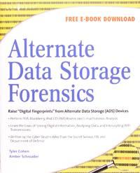 image of Alternate Data Storage Forensics