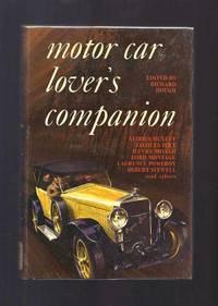 MOTOR CAR LOVER'S COMPANION. Edited by Richard Hough