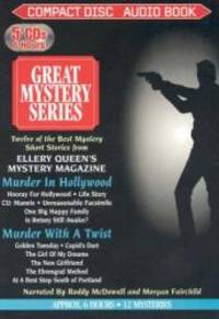 image of Ellery Queen's Mystery Magazine: Murder in Hollywood & Murder with a Twist: Great Mystery Series