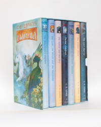 The Chronicles of Narnia (Print Error)