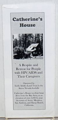 image of Catherine's House: a respite and retreat for people with HIV/AIDS and their caregivers [brochure]