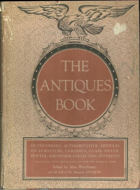 Image for ANTIQUES BOOK